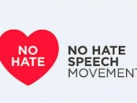 Logo No Hate Speech